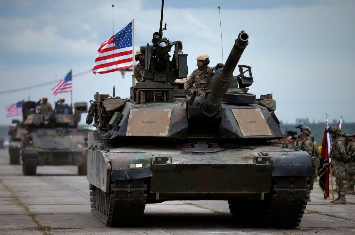 США збільшать свій військовий контингент в Німеччині / REUTERS