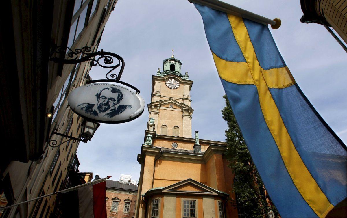 Швеция / фото REUTERS