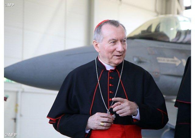 Кардинал П'єтро Паролін