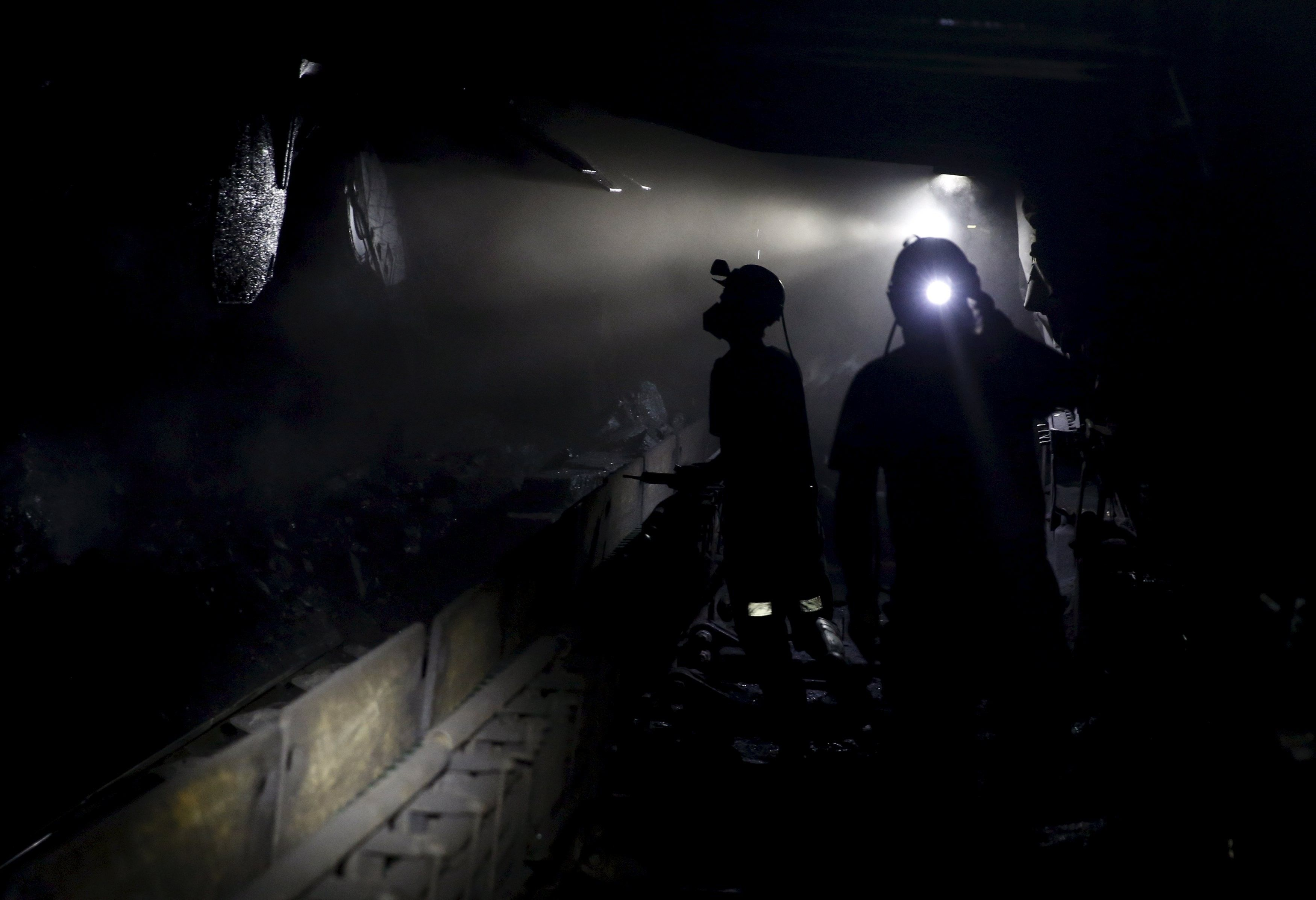 Количество шахт в Украине все равно будет сокращаться / REUTERS