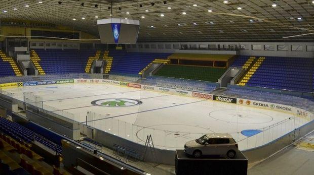 Украина хочет провести ЧМ по хоккею / stadiums.at.ua