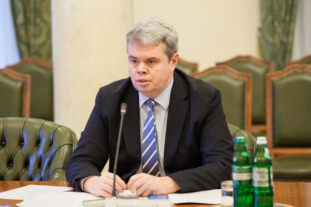Дмитро Сологуб погіршив прогноз падіння ВВП України / фото НБУ