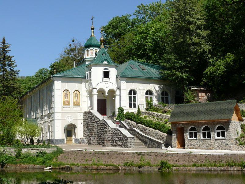 монастырь Рождества Пресвятой Богородицы в Церковщине
