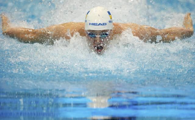 Говоров стал серебряным призером чемпионата Европы / Reuters