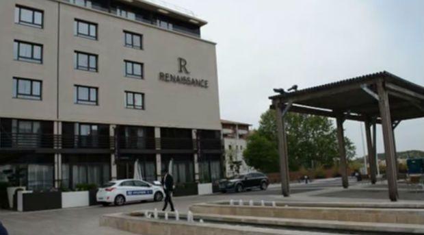 Сборная будет жить в гостинице Renaissance / ФФУ