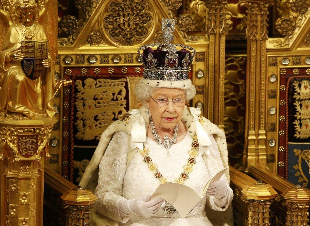 Королева Елизавета II / REUTERS