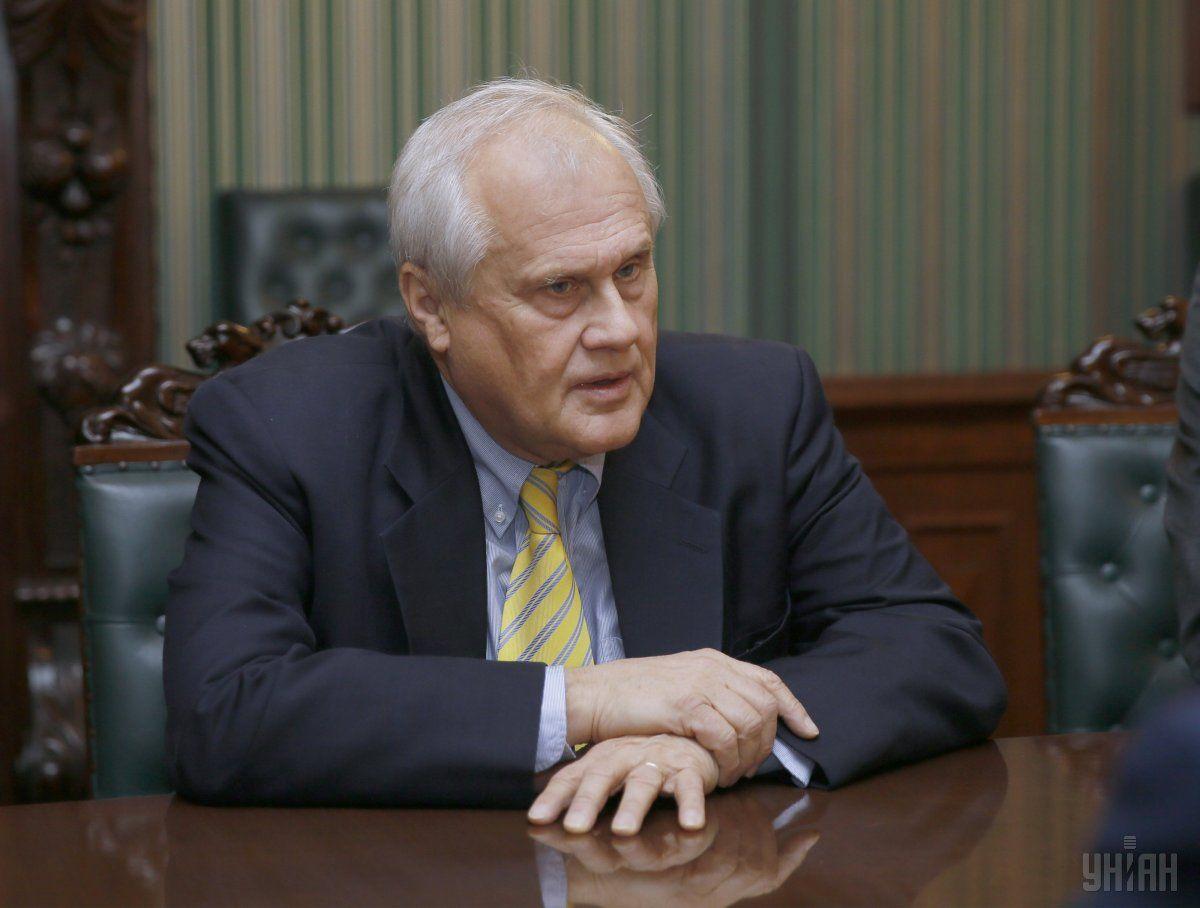 Ambassador Sajdik / Photo from UNIAN