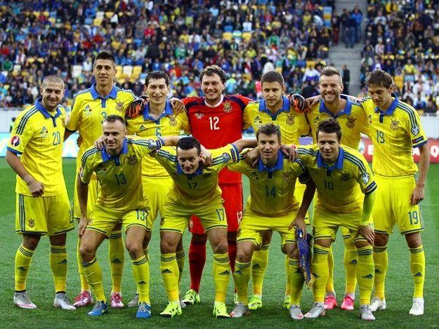 К Евро-2016 будет готовится 26 футболистов / ФФУ
