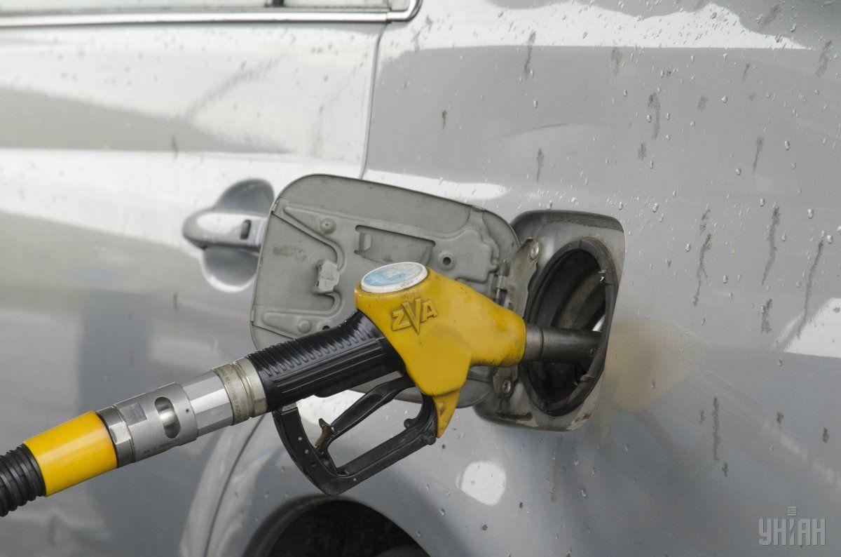 Вітчизняні нафтопереробники вимагають під Радою встановити єдиний акциз на паливо / фото УНІАН