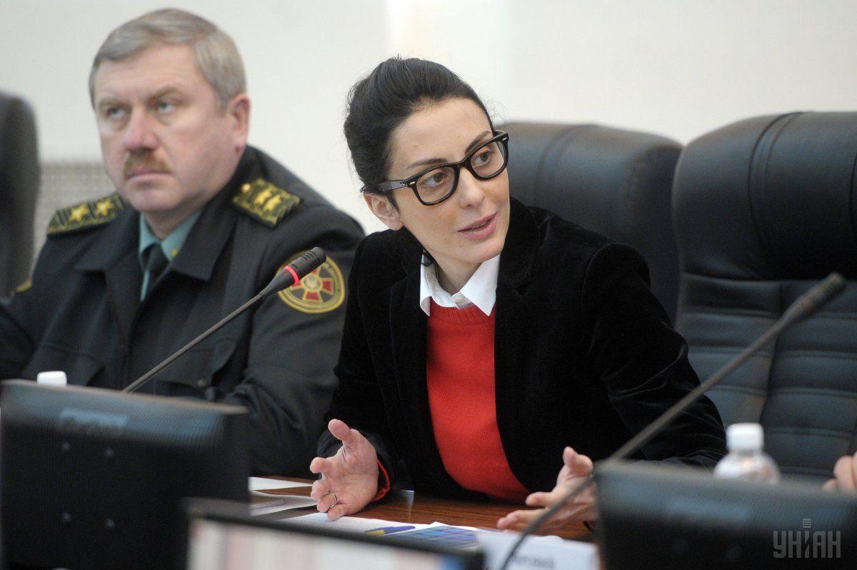 Деканоідзе: Такий закон дав Грузії шанс повністю позбутися організованої злочинності / Фото УНІАН