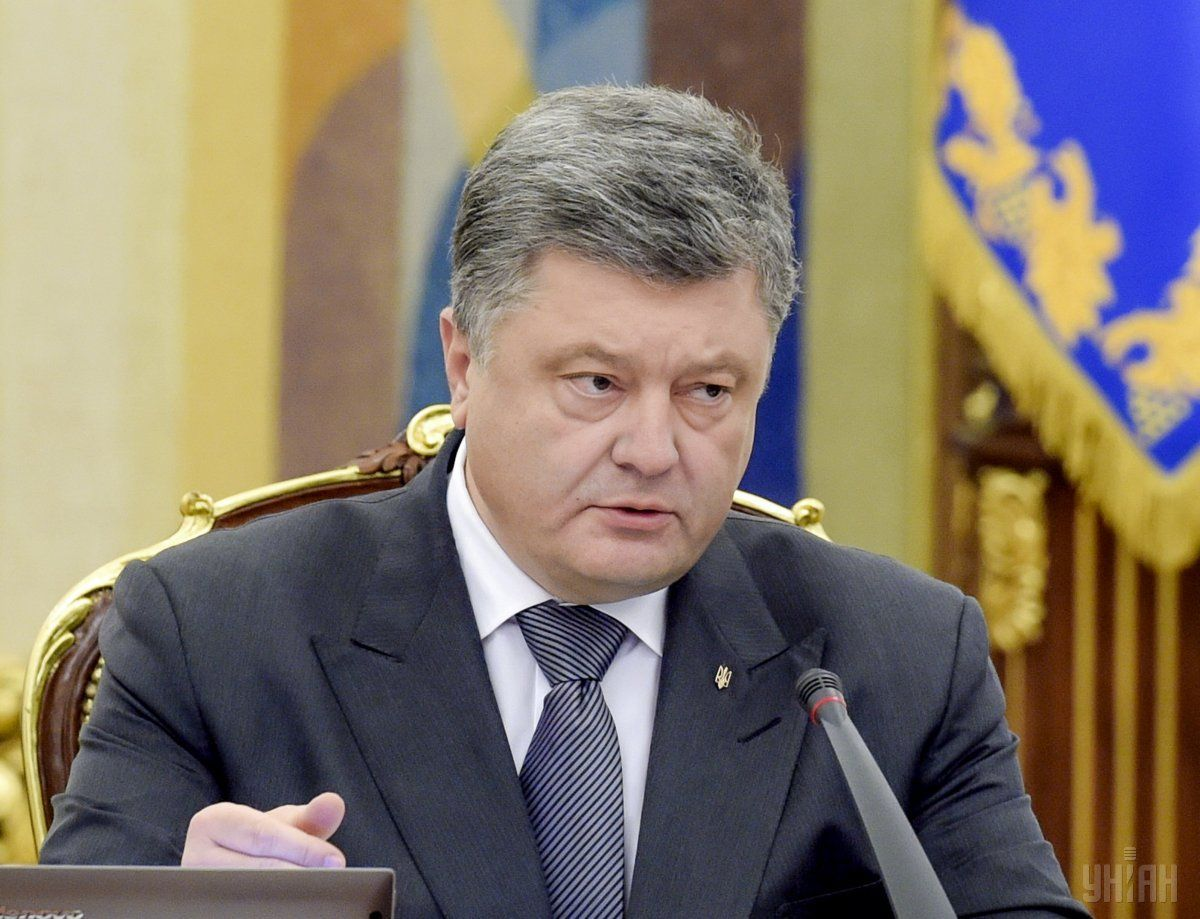 Poroshenko will visit Malaysia and Indonesia / Photo from UNIAN