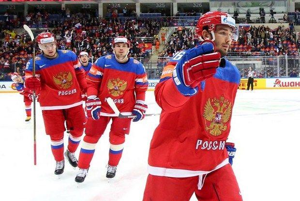 Сборная России - бронзовый призер ЧМ / iihf.com