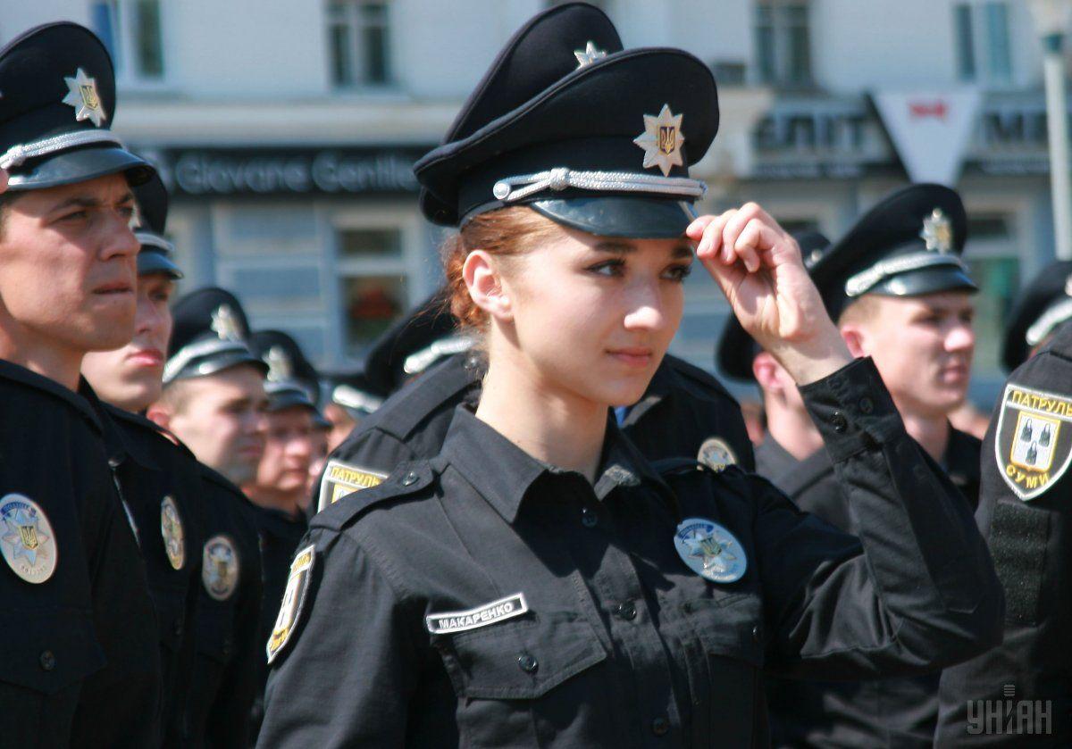 Украинской полиции исполняется 4 года / фото УНИАН