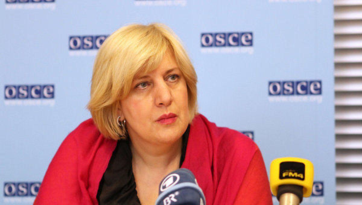 Дуня Миятович заявляет, что планирует посетить оккупированный Россией Крым / tengrinews.kz