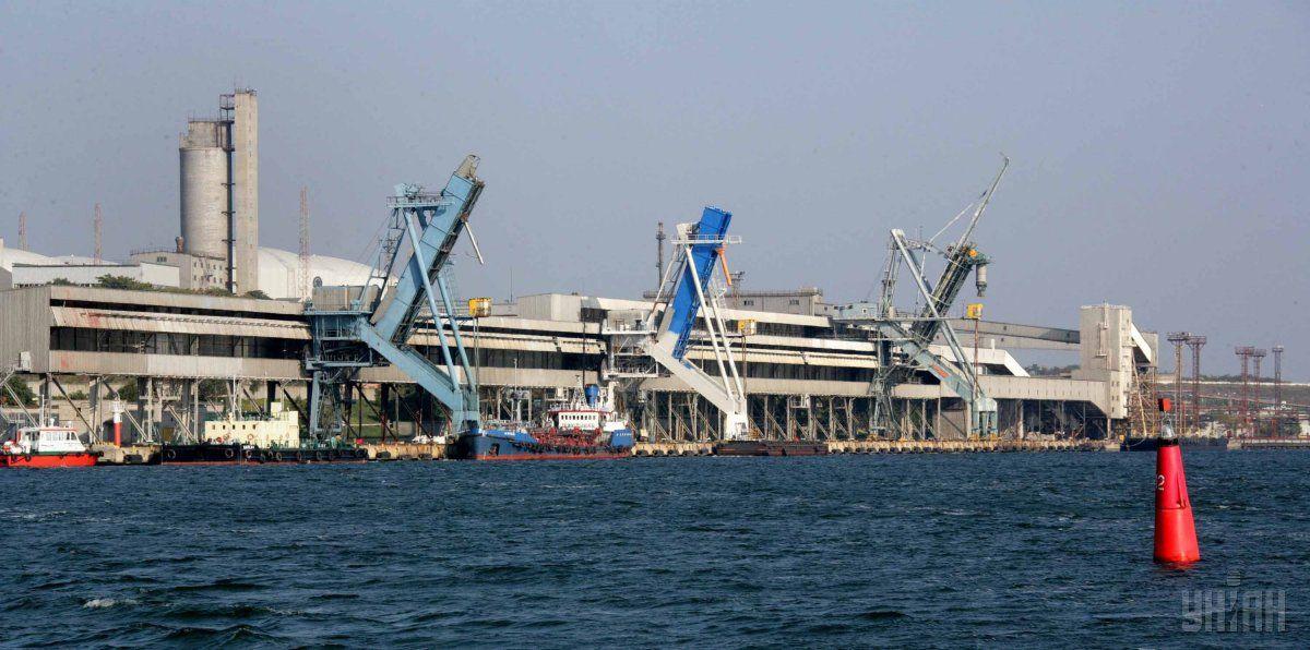 Одеський припортовий завод знову виставлять на продаж у грудні / Фото УНІАН