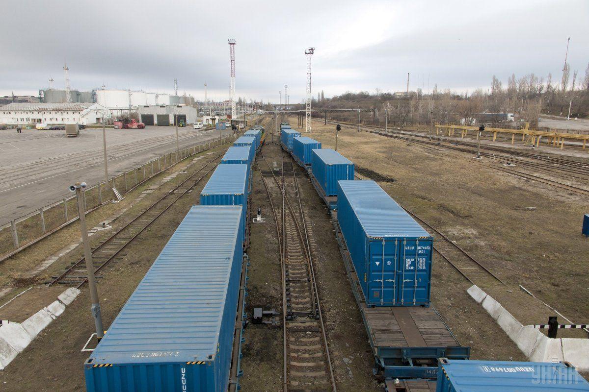 Китай включил Украину в новый Шелковый путь / фото УНИАН