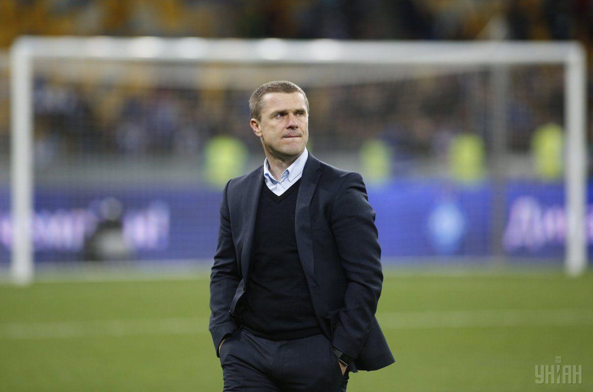 Болельщики показали, что футбол в Украине все-таки небезразличен людям - Ребров
