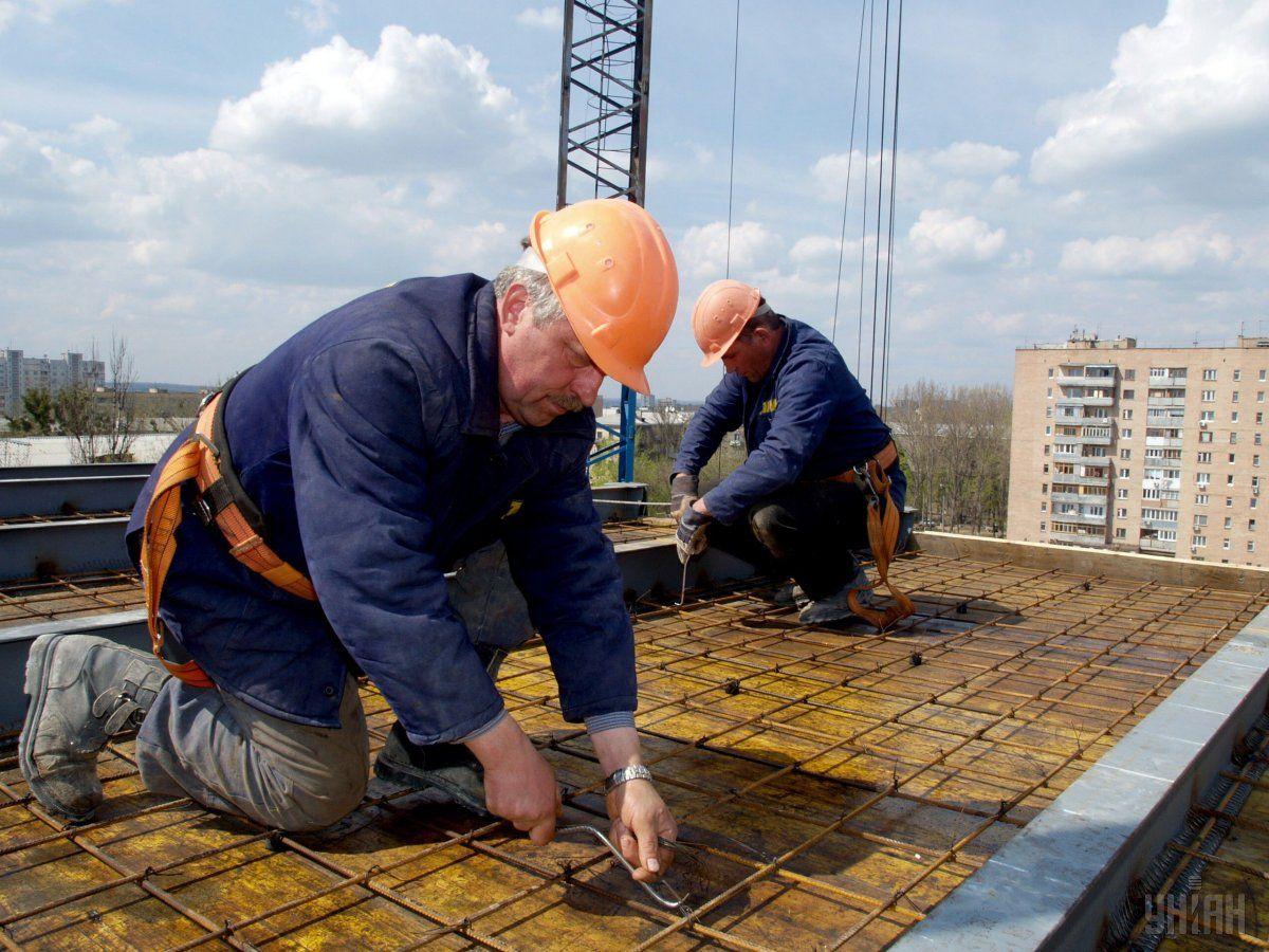 В Україні День будівельника відзначають з 1993 року / Фото УНІАН