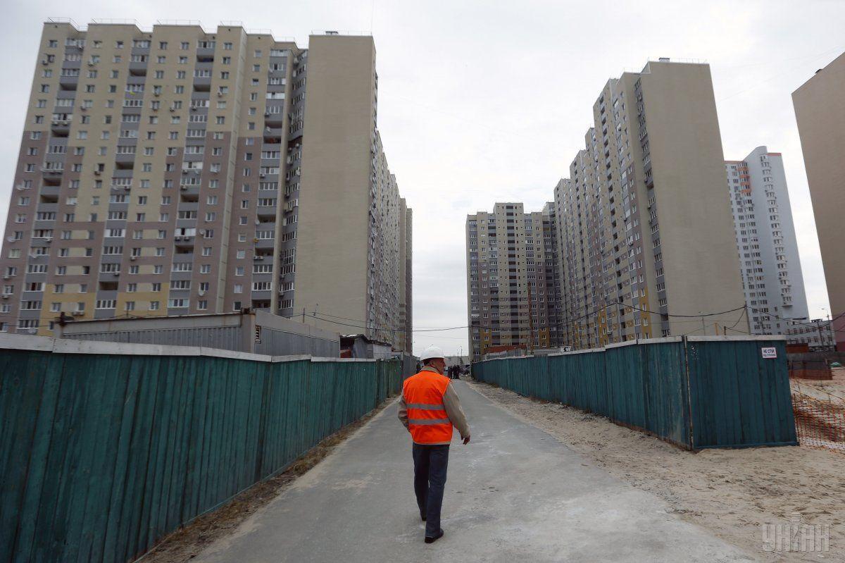 В Украине оживает строительство / фото УНИАН