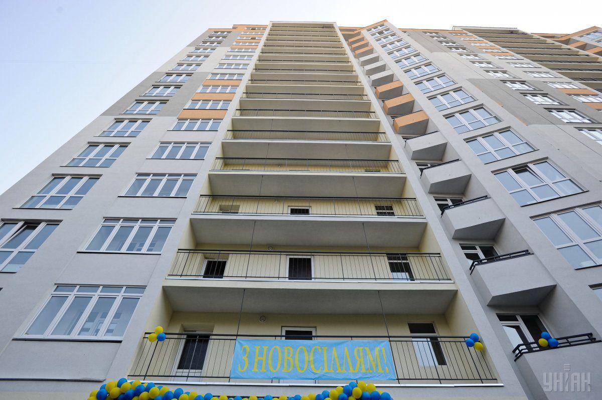 Рынок строительства жилья оживился и в этом году планирует достичь рекордных показателей / Фото УНИАН