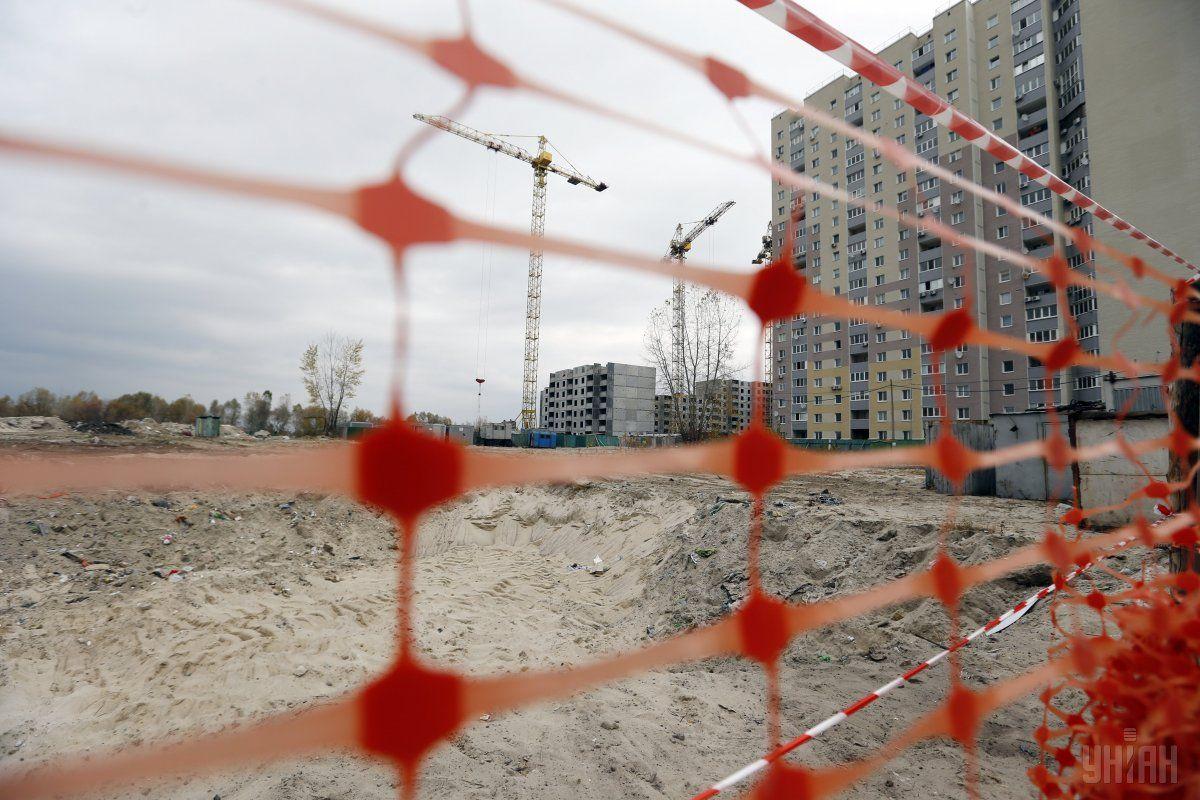 Кудрявцев заверил, что не будет никаких преград для своевременного получения разрешения на строительство / фото УНИАН