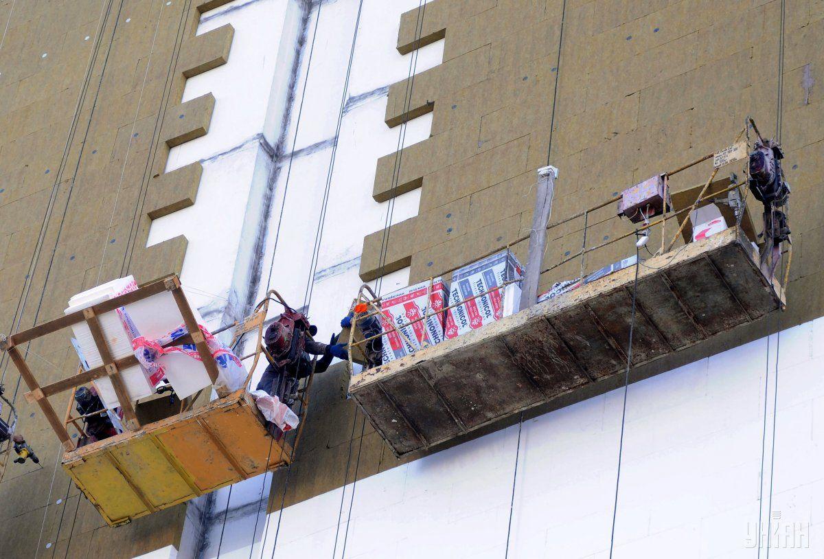 Україні виділять гроші на утеплення громадських будівель / Фото УНІАН