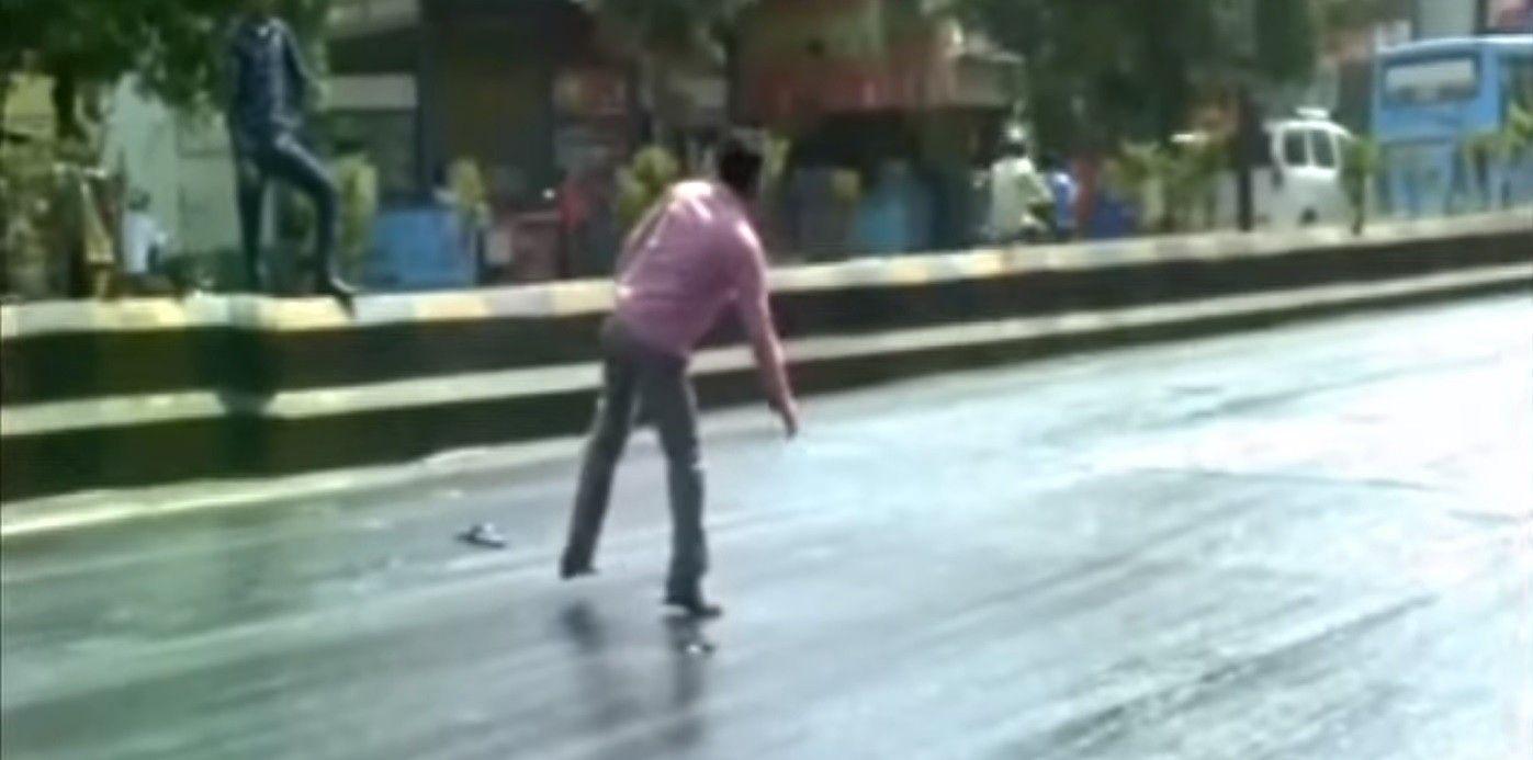Скриншот NDTV