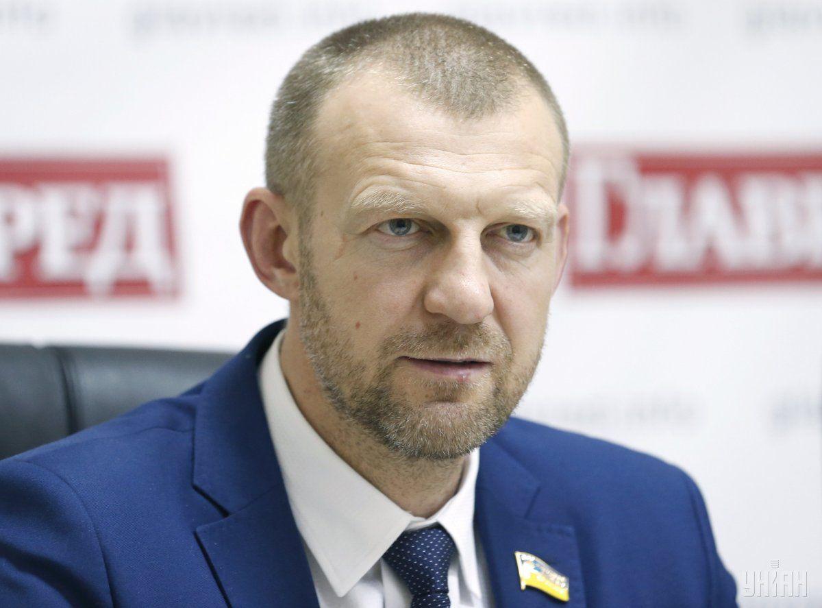 Тетерук нагадав, що Тимчук з 2014 року разом з колегами висвітлював хід агресії Російської Федерації / фото УНІАН