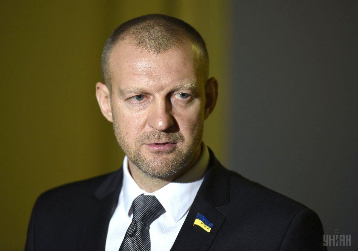 Андрей Тетерук прокомментировал участие НФ в избирательной кампании / фото УНИАН