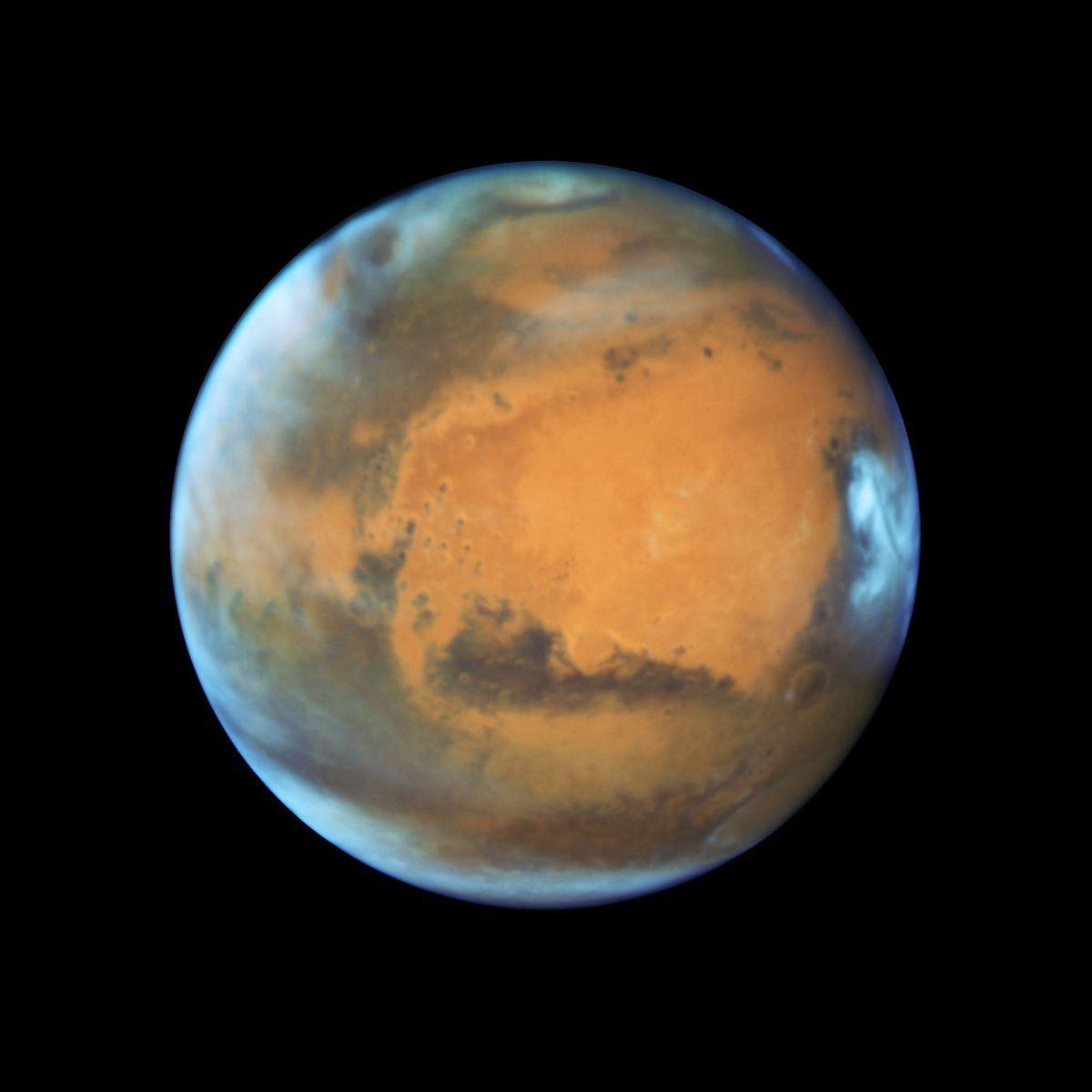 Марс будет находиться в ретроградном движении по 14 ноября / REUTERS