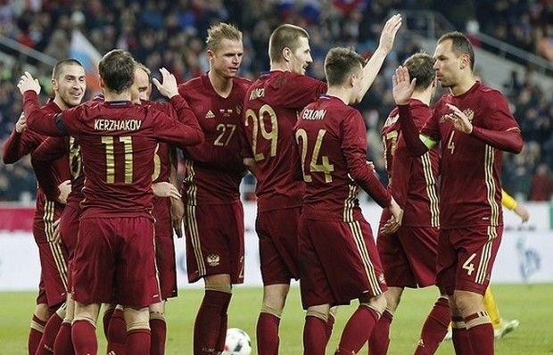 Россия может встретиться с Украиной в плей-офф / РФС