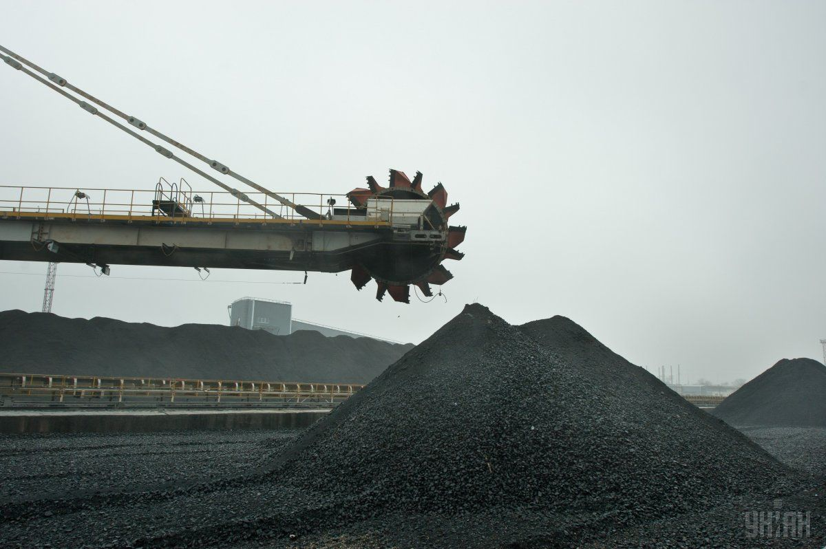 The energy company resumed coal purchases from the ATO zone / Photo from UNIAN