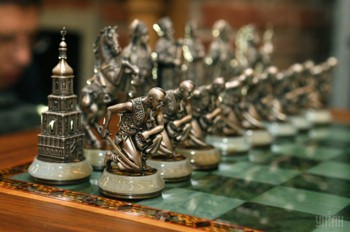 Міжнародний день шахів / фото УНІАН