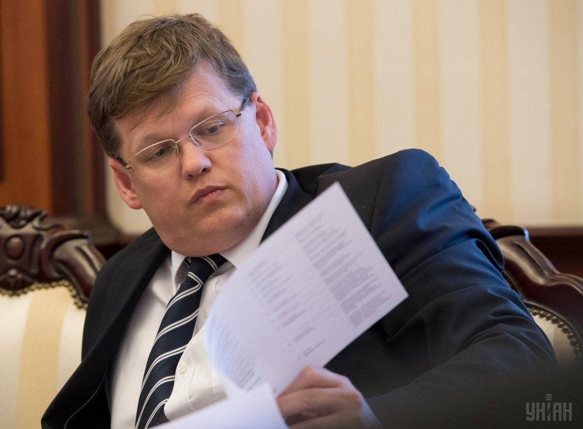 Віце-прем'єр зазначив, що всі соцвиплати проводитимуться своєчасно / фото УНІАН