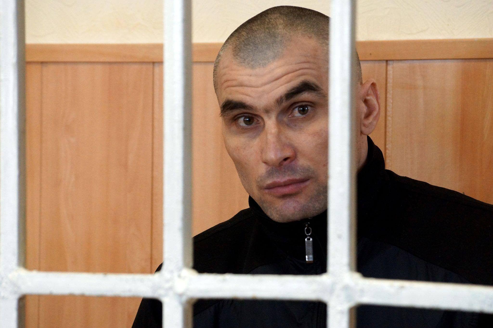 Зеленський помилував політв'язня Кремля Сергія Литвинова / facebook.com/Виктор Парашуткин
