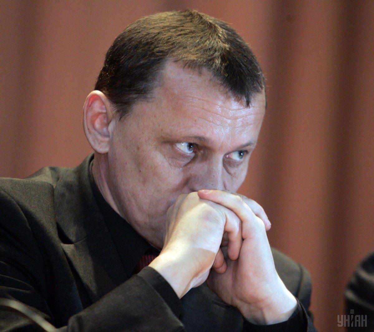 Адвокат посетил Карпюка в СИЗО / фото УНИАН