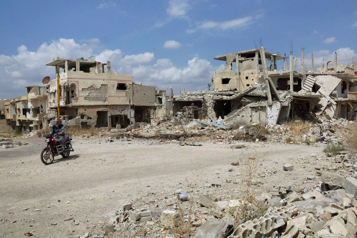Бомбардування Алеппо / REUTERS