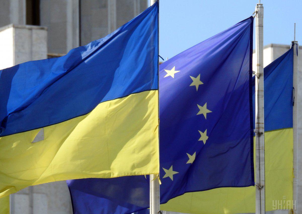 ВР підтримала зміни до Конституції щодо вступу України в ЄС і НАТО / фотоУНІАН