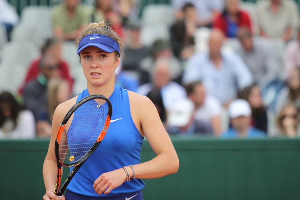 Свитолина уступила в первом раунде AEGON Classic / sapronov-tennis.org