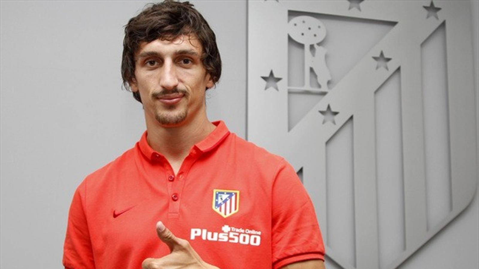 Савич помогает в родном городе местной футбольной школе / eurosport.ru