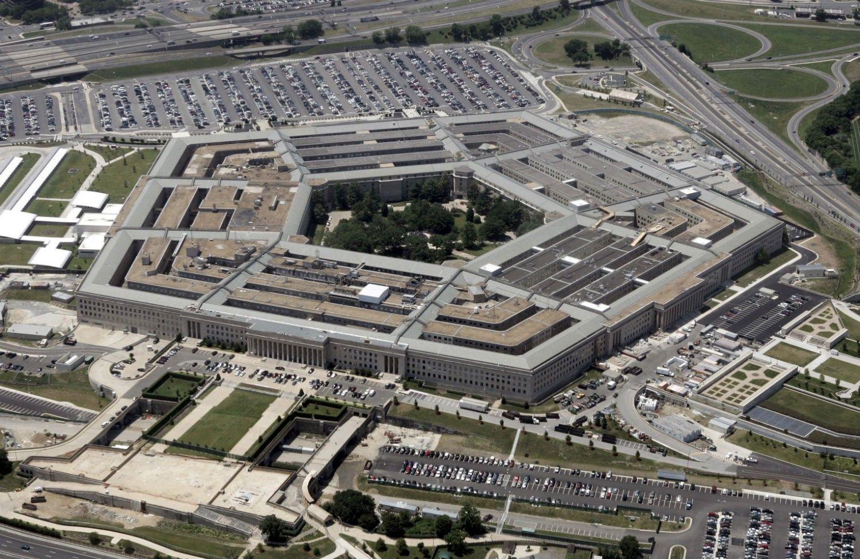 Здание минобороны США / REUTERS