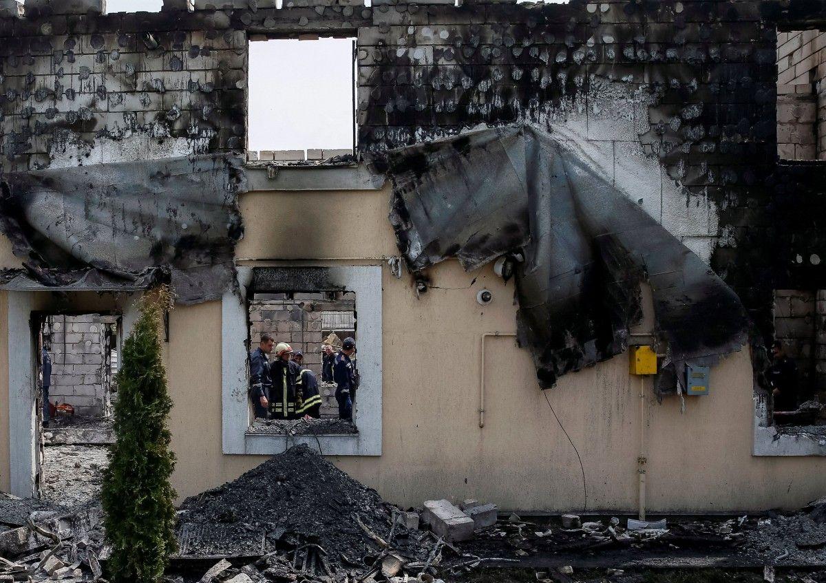 Сколько было пожаров в домах престарелых нога короче другой после перелома шейки бедра