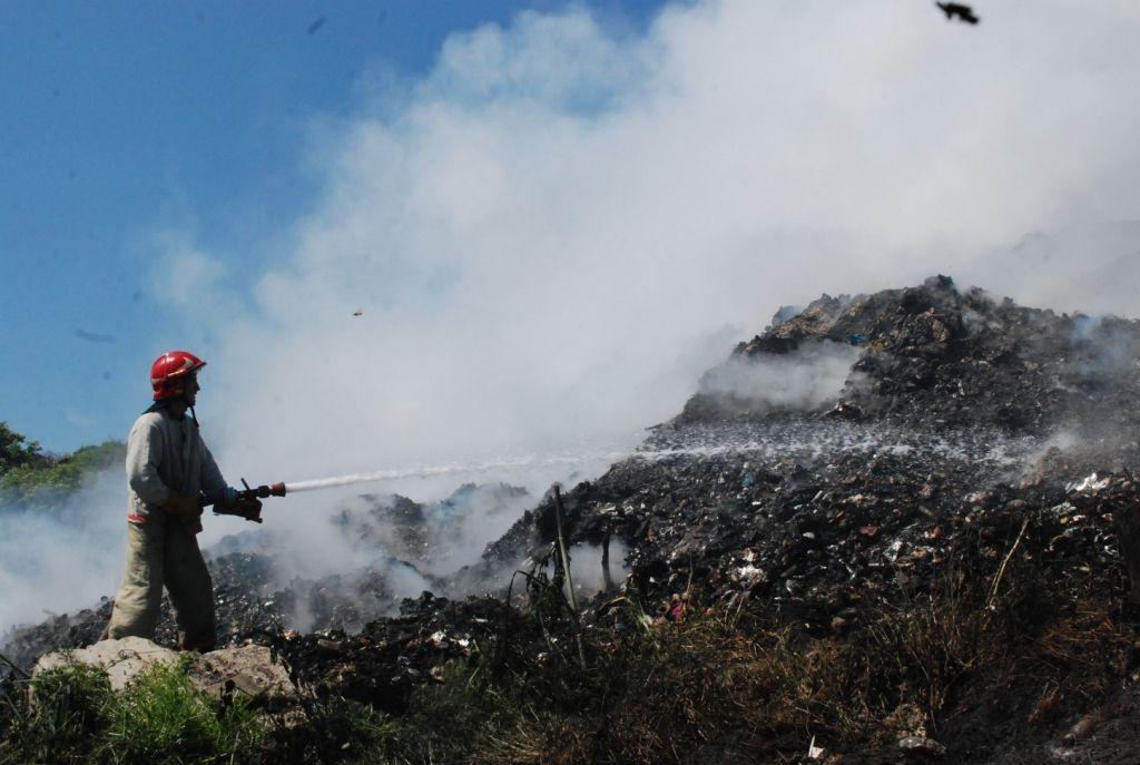 мусор, Львов /  Фото ГСЧС во Львовской области