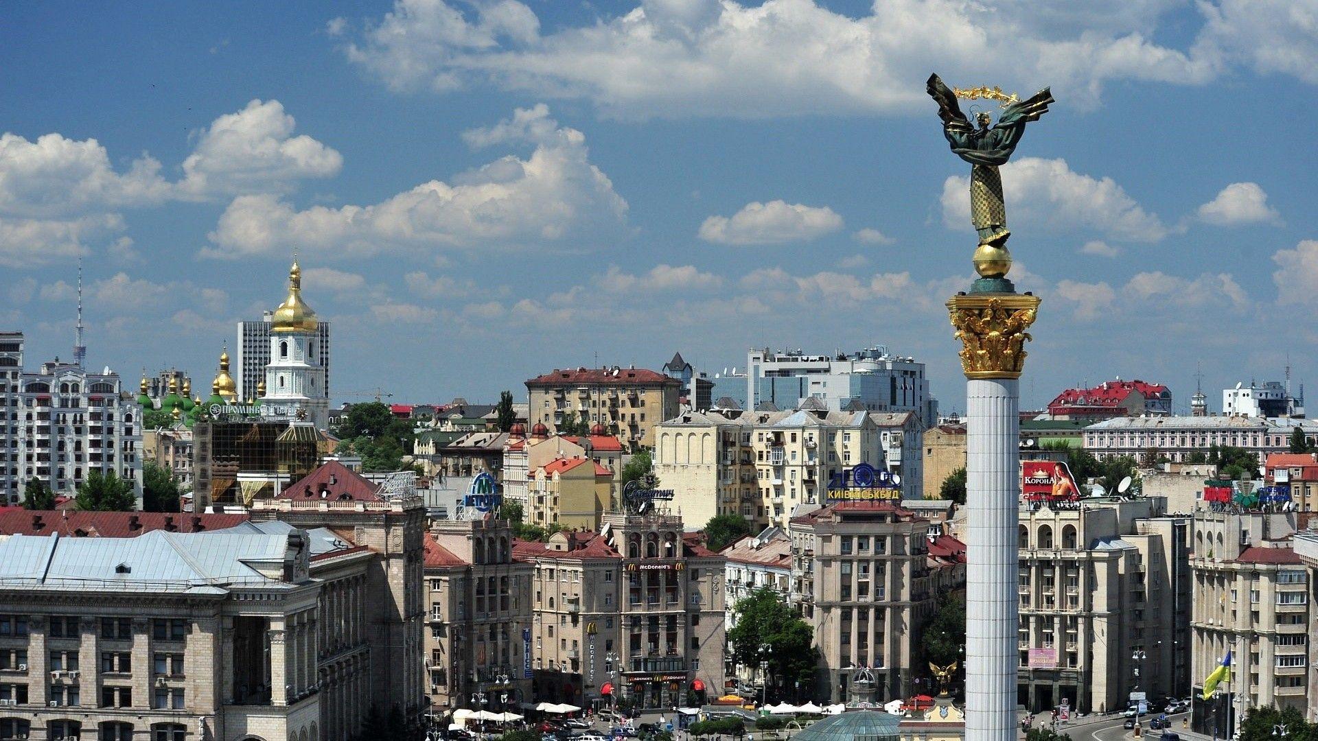 Сегодня в Киеве будет облачно / фото oboi20.ru