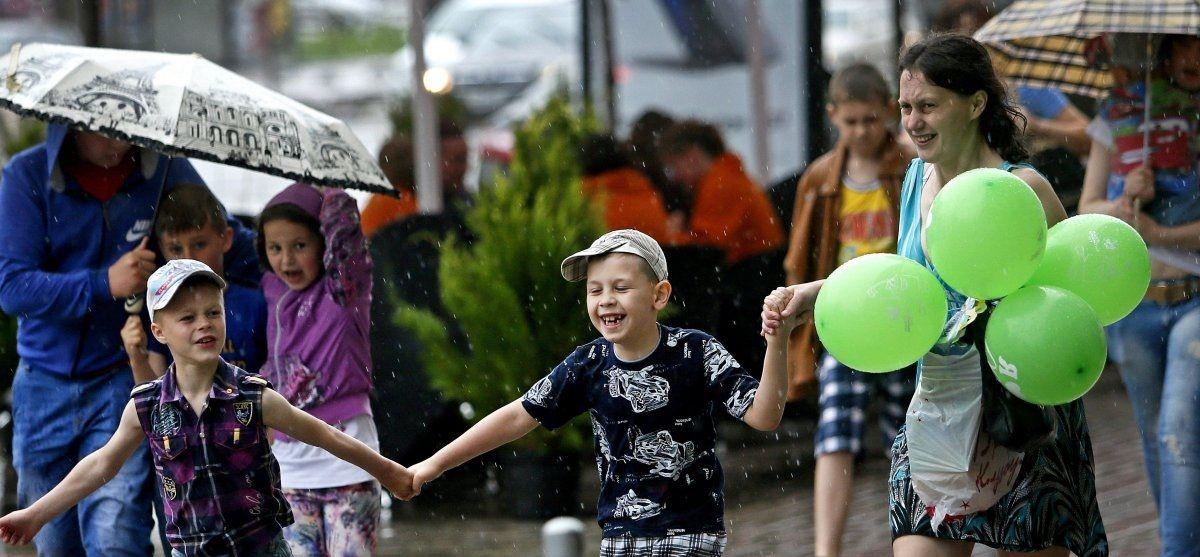 В Украине завтра ожидаются дожди / УНИАН
