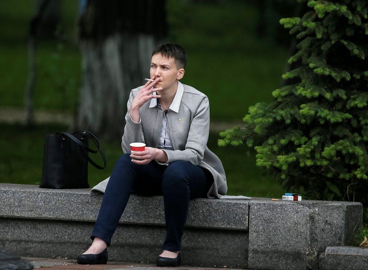 Надія Савченко / фото REUTERS