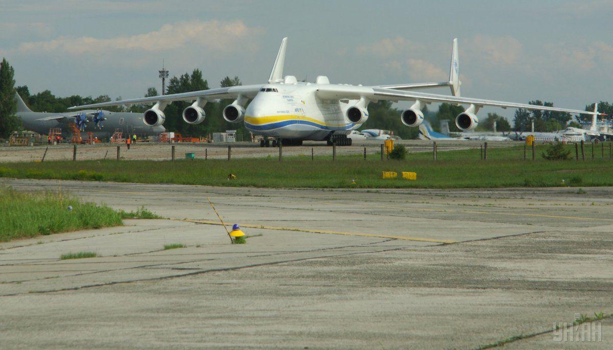 Самолет получил новую систему управления силовой установкой / фото УНИАН