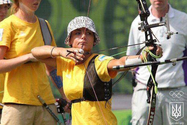 Вероника Марченко - лучшая спортсменка Украины в мае / НОК Украины
