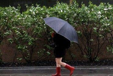 Погода на неделю: в Украине ожидаются дожди и потепление (карта)