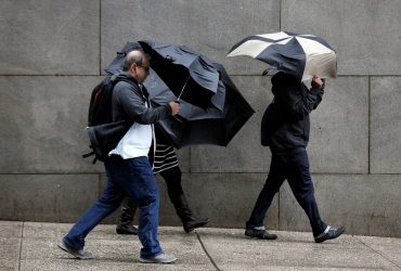 Сегодня днем в центральных областях Украины пройдут грозы и дожди, местами град и шквалы